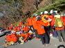 워킹진해 12월 걷기홍보캠페인 및 월례회