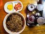 추억의 옛날짜장면, 중국음식, jajangmyeon ,a Korean-style Chinese noodle dish