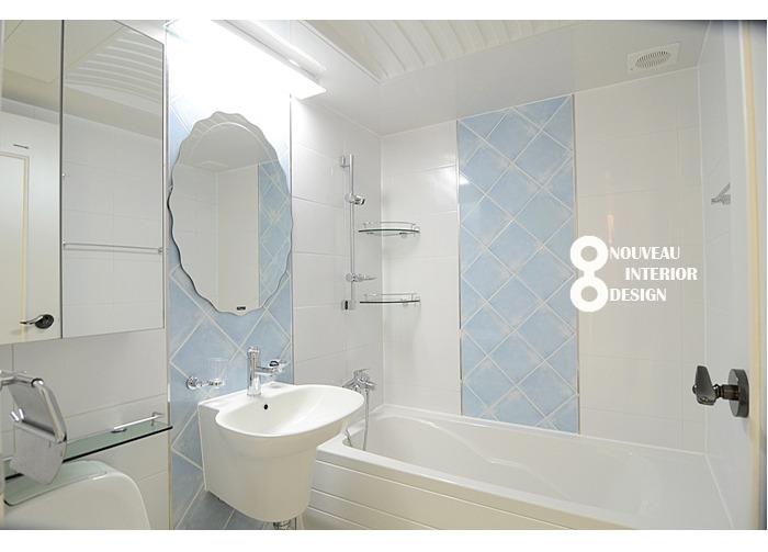 양평 현대 아파트 욕실 리모델링 [로맨틱욕실/아파트욕실 ...
