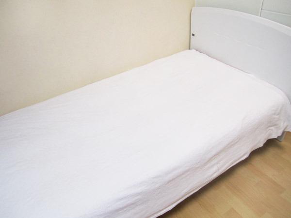 케이룩 일본빈티지 화이트면 플라워목수 침대스프레드시트