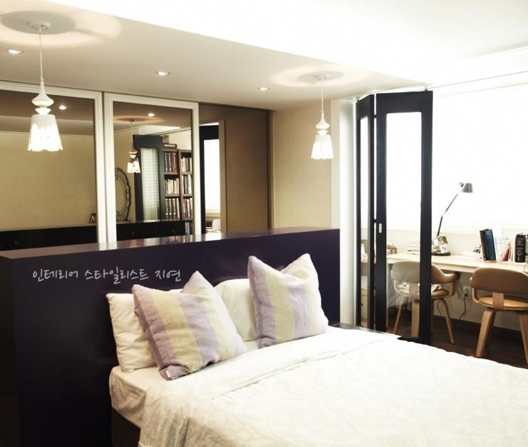 돈암동 50평아파트 인테리어 리모델링 - 침실 인테리어