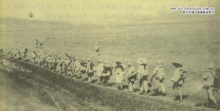 진군서장(進軍西藏): 1천 여군(女軍)의 티벳진입역사
