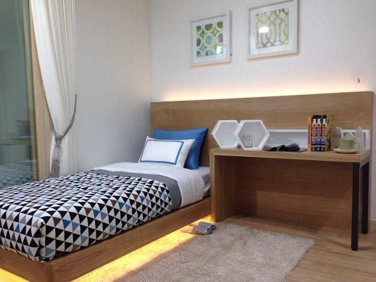 원룸(도시형생활주택) 모델하우스 가구 제작 - 아트맥