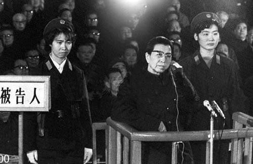 강청(江靑)의 법정 변론에서 드러난 몇 가지 진상