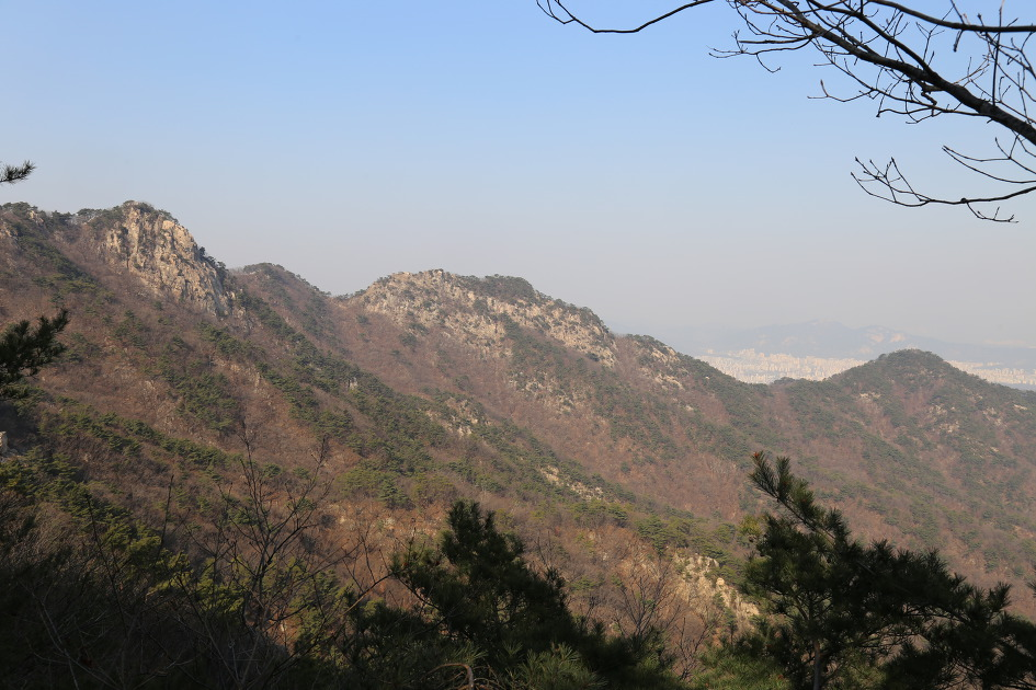 북한산(산성탐방/산성계곡/대성암/대남문/문수봉/대성문/정릉탐방)