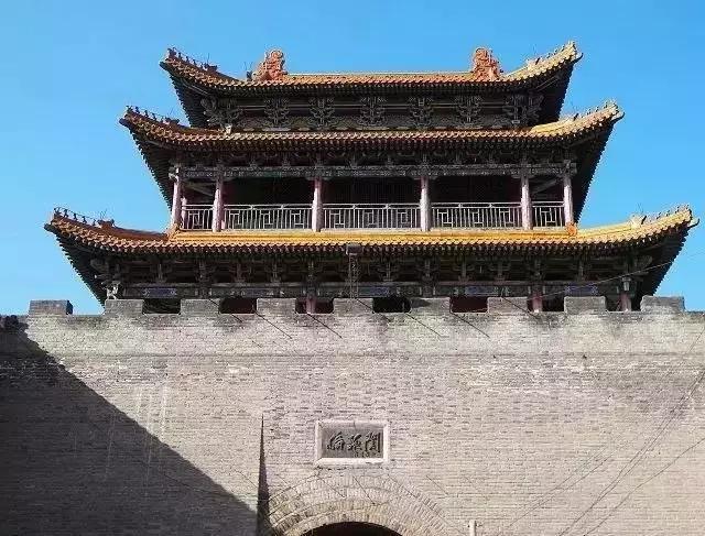 만리장성(萬里長城)의 십삼관(十三關)