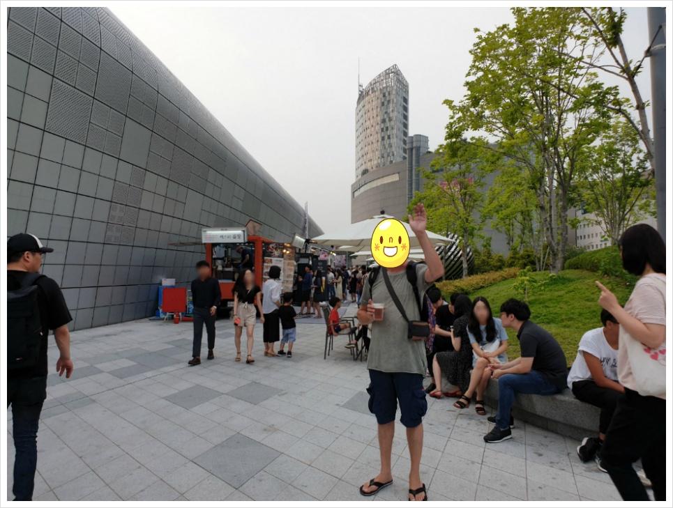 [동대문] 서울 사람인데 처음 가보는 동대문 DDP