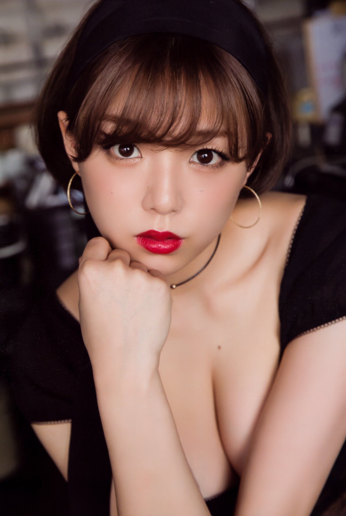 cool Japanese glamour